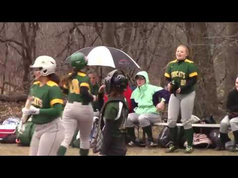 NAC - Chazy Softball  4-12-18