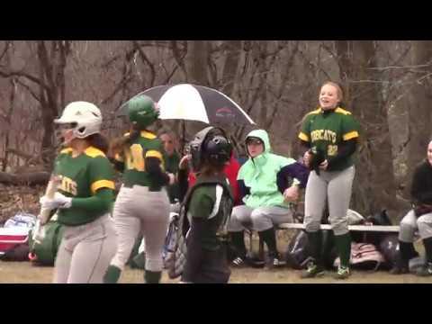NAC - Chazy Softball  4-12-18