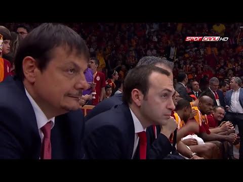 Galatasaray Odeabank 78-67 Strasbourg (Eurocup Final 2.Maç Full Kayıt)