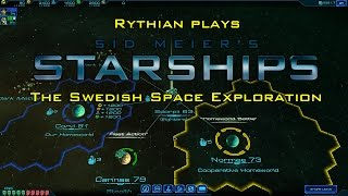 Sid Meier's Starships: The Swedish Space Exploration