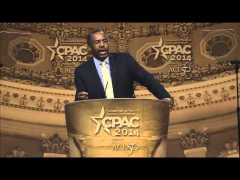CPAC 2014 - Dr. Ben Carson, Professor Emeritus and Author