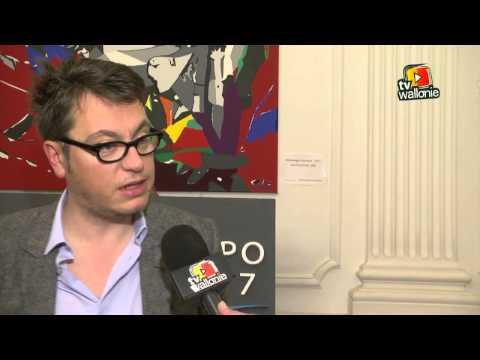 Interviews du réalisateur de Populaire et de Déborah François.avi