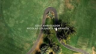 Anahita Mauritius | Ambassadeur | Nicolas Colsaerts
