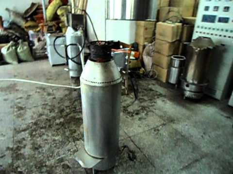 15kg Wood Pellet Tlud Stove Improverd Micro Rocket Stove