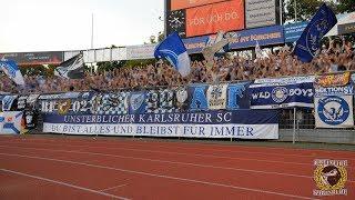 07.08.2018 Fortuna Köln - KSC