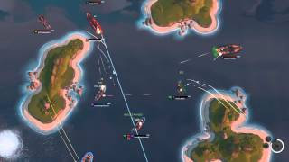 Leviathan: Warships - Multiplayer battle gameplay