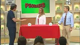 """""""dr. tv"""" (mega  2012  Qué es la Psoriasis)"""