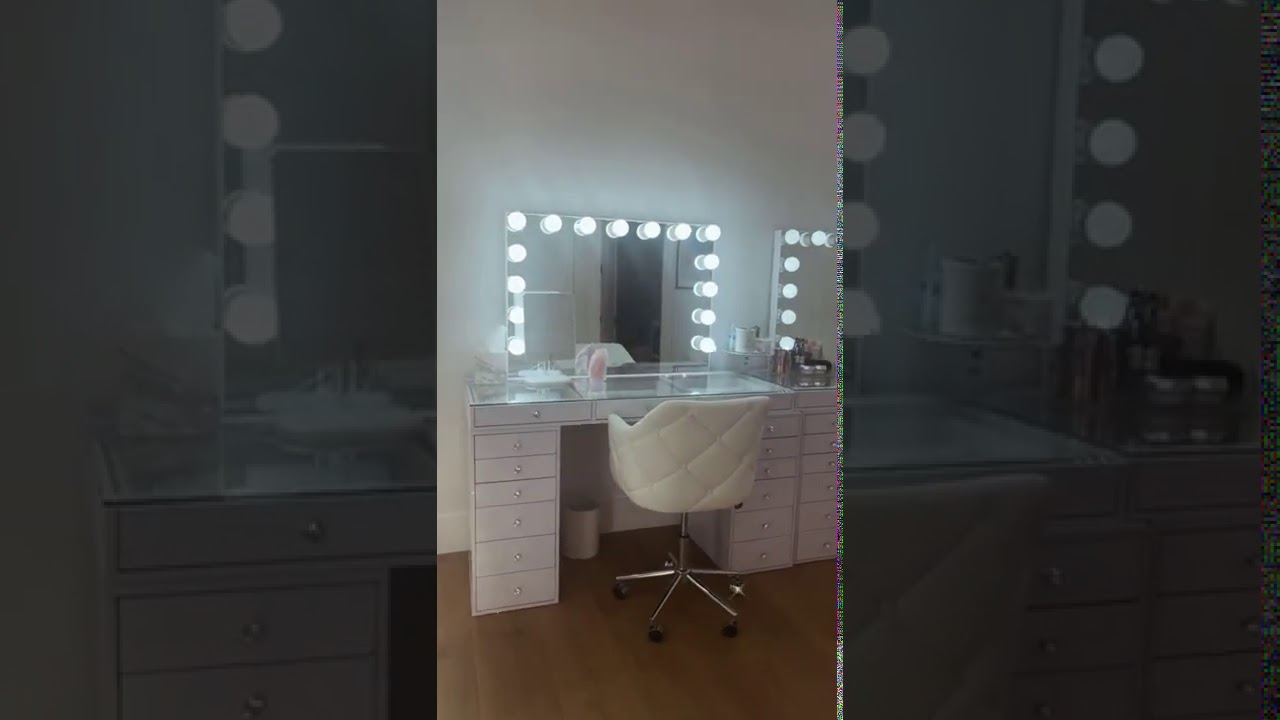 Madison Beer S Glam Room Makeover Impressions Vanity Co