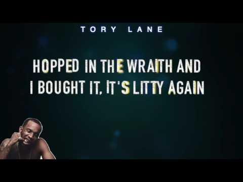 Lyrics Video Meek Mill   'Litty' Ft Tory Lanez Lyrics Video