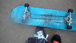 rainy day skate sesh