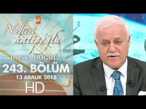 Nihat Hatipoğlu Dosta Doğru - 14 Aralık  2018