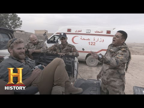 Hunting ISIS: Bonus - Daily Life on the Front Lines | History
