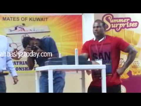 Mates of Kuwait Arm Wrestling 1