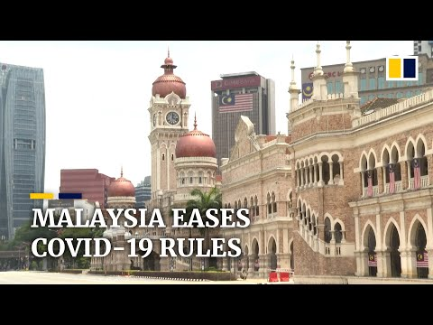 Malaysia eases Covid-19 rules as it seeks to boost inoculation with China's one-dose vaccine