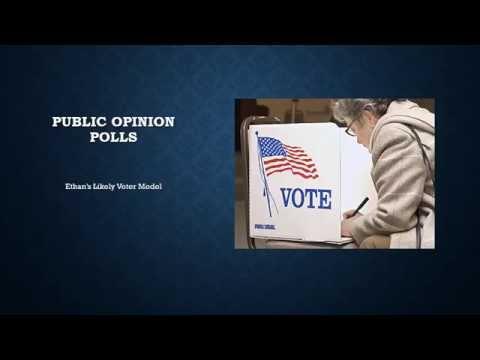 Opinion Polls, Betting Markets, & GOTV Strategies