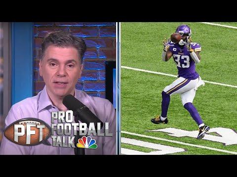Week 8 Superlatives: Dalvin Cook slices up Green Bay Packers   Pro Football Talk   NBC Sports