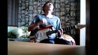 Shoty crazy gitar player