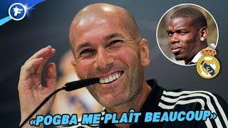 Les déclarations de Zidane sur Pogba enflamment la presse espagnole | Revue de presse