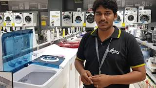 Best models in washing machines 2019  |complete models, features and prices