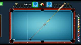 8 ball pool round the table trickshot | indirect trickshot | 8ballpool