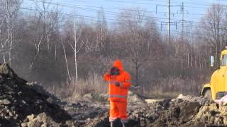 Ukraine Toxic Chemical Clean-up Under Investigation