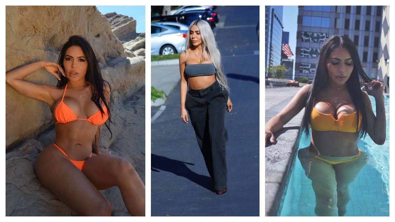 Actrices Porno Que Se Parecen actriz porno parecida a kim kardashian!!! - youtube