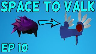 Space To Valk - Ep.10!3 TRADES COMPLETED! (ROBLOX TRADING)