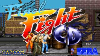 Final Fight CD Music-Something Putrid by the Bay-Bay Area Theme.