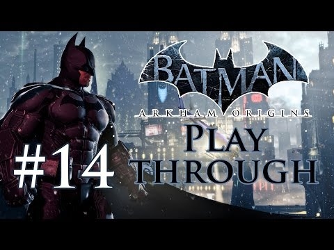 #14 Batman: Arkham Origins - Playtrough / Gameplay -- Penthouse