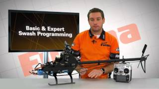 Futaba CGY750 3-Axis Flybarless Heli Gyro Version 2.0 Video