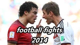 Football Fights 2014 || HD