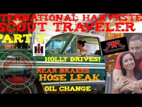 INTERNATIONAL HARVESTER SCOUT TRAVELER BUILD PART 7!Kaynak: YouTube · Süre: 23 dakika50 saniye