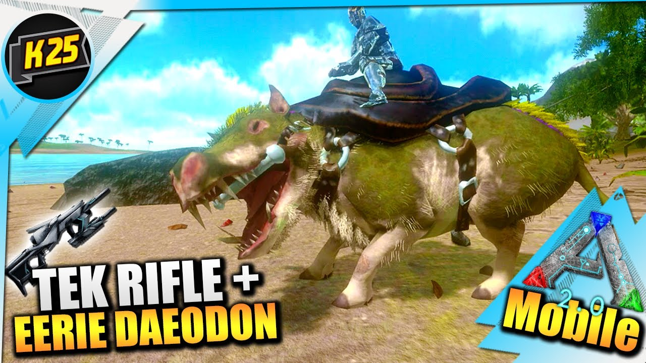 Oooeee More Black Pearls Tek Rifle Daeodon Tame Raft 2 0 Survival Ep33 W Kamz25 Hard Ark Mobile Youtube The ark creature id for daeodon with a copyable spawn command. oooeee more black pearls tek rifle daeodon tame raft 2 0 survival ep33 w kamz25 hard ark mobile