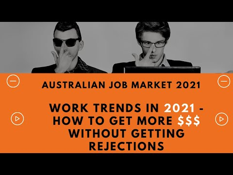 How To Get Highest Paying Jobs Of Future In Australia - JOBS Every Company Will Be Hiring In 2021