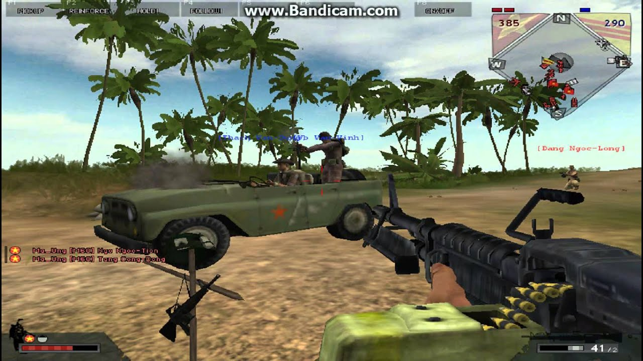 [Battlefield VietNam]Chiến Tranh Việt Nam Tập 2 Game 3D Việt Nam
