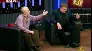 VMRO Karakachanov vs macedonist Mangovski Gospodari na efira show