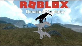 (Roblox Dinosaur Simulator) Yin Yang Terrors! (THE RETURN)