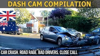Car Crashes (Great Britain & Australia) Bad Drivers, Road Rage 2017 #7