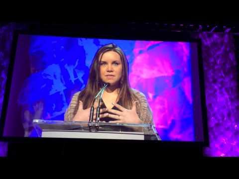 Amber Gustowski's Moving Dallas 2015 Speech