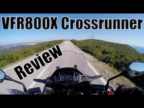 Honda VFR800X Crossrunner Review & Testride