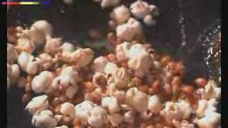 Popcorn Popping High Speed Video (up close)