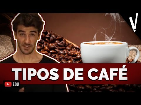 TIPOS DE CAFÉ │ VARIEDADES