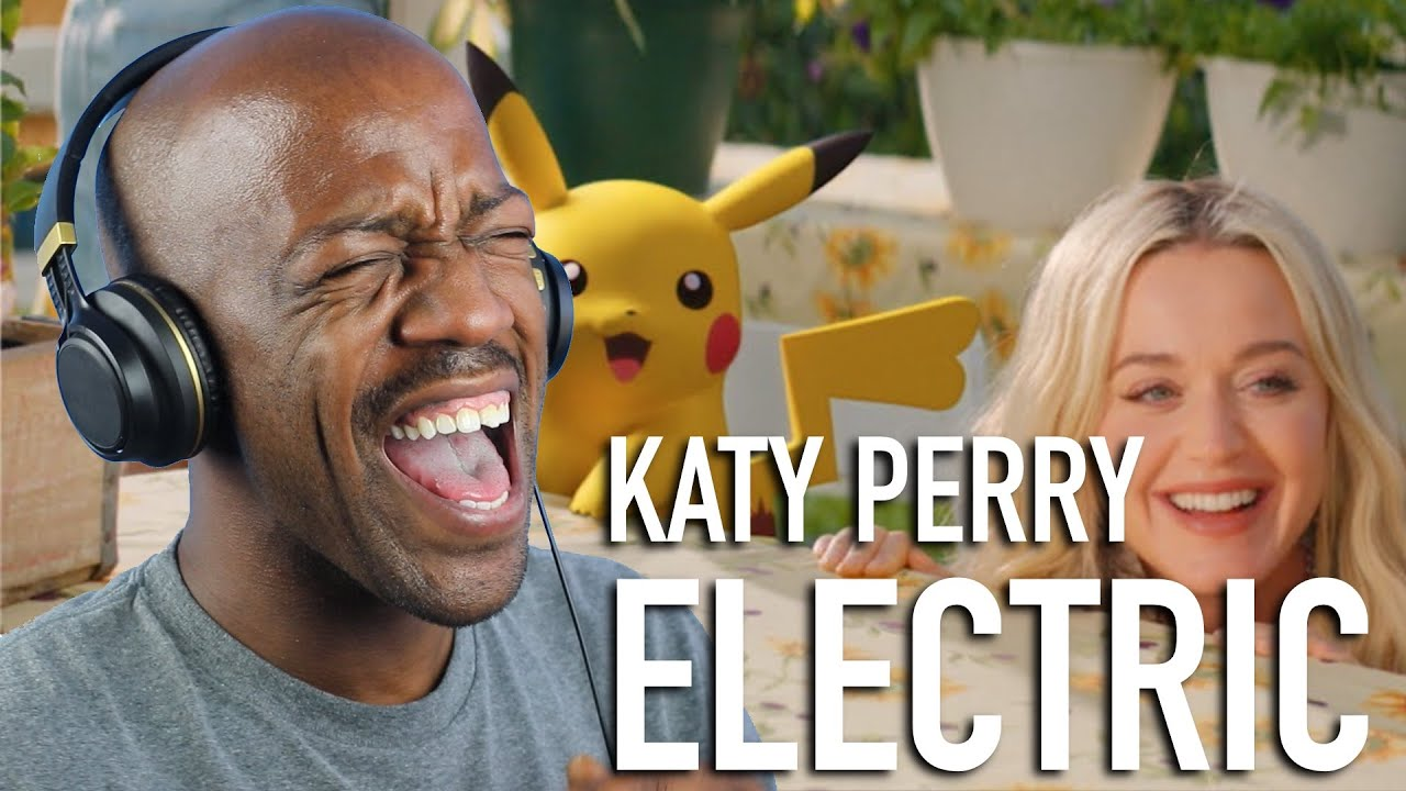 Katy Perry - Electric Reaction