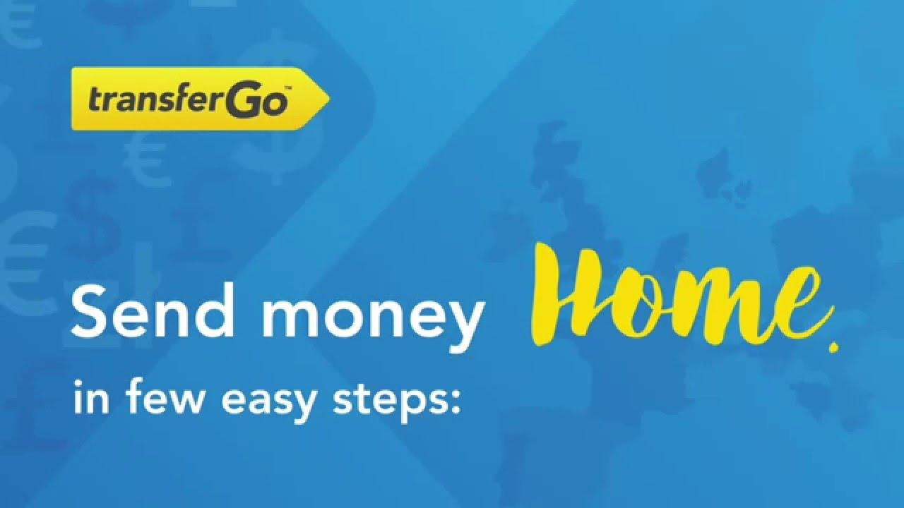 Send Money Home With Transfergo