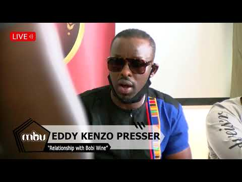 Eddy Kenzo talks about his relationship with Bobi Wine