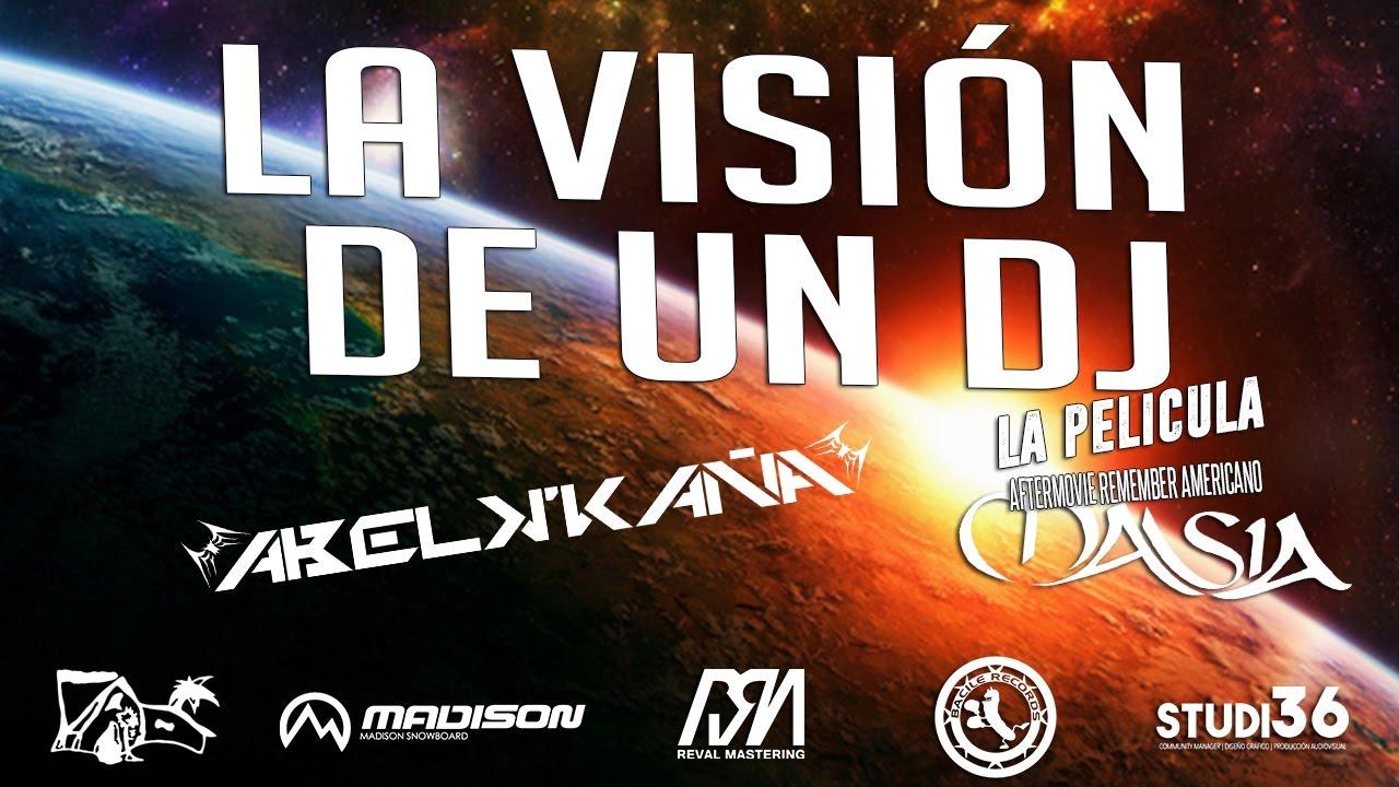 Ver LA VISIÓN DE UN DJ – LA PELICULA. Aftermovie Festival Remember Americano @ Masia en Español