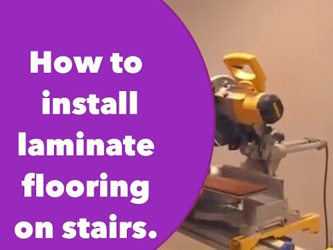 How To Install Laminate On Stairs Askmediy