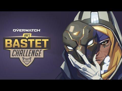 Ana's Bastet Challenge | Overwatch thumbnail