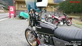 Kawasaki  Z400FXモリワキショート管