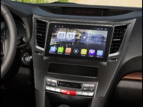 Штатная магнитола Subaru Legacy/Outback (2012-2015) Android 7.1.1 ZOY-3149